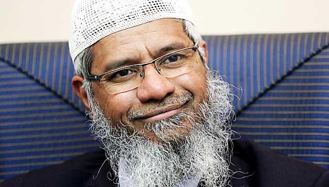 Zakir Naik - 1st